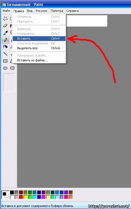 Как сделать скриншот без пейнта